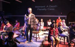 Freshman begin new path, seniors' path coming to a close in production of The Laramie Project