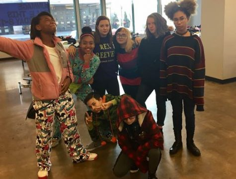 Middle school STUCO holds rummage sale, funds 8th grade award ceremony