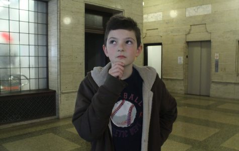 Jacob Stern, 6th grade