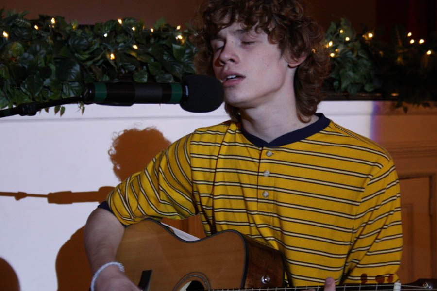 Vocal music students showcased at annual high school Cabaret Night