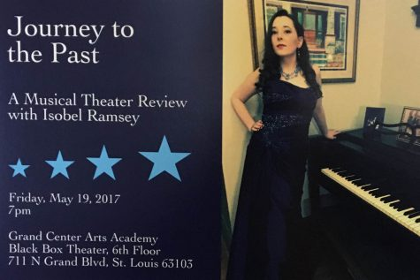 Senior Isobel Ramsey produces show about her musical theater experiences