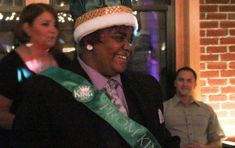Transgender student wins prom king