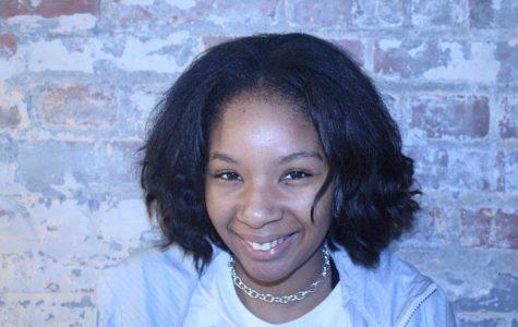 Jaila Thomas, senior