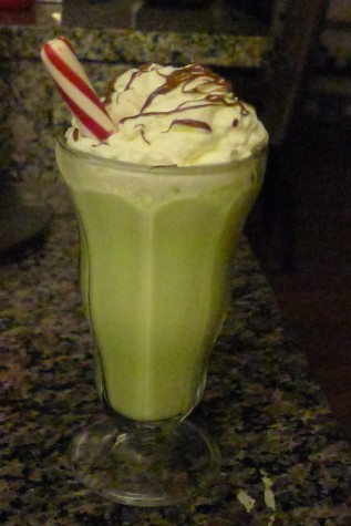 How to Make a St. Patrick's Day Shamrock Shake