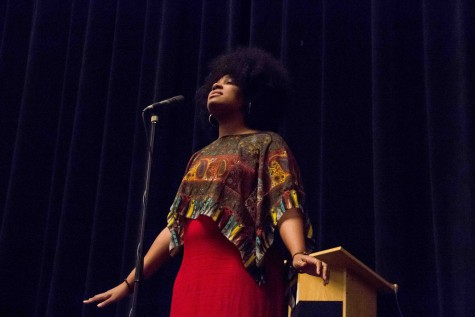 Grand Center Students Embrace Slam Poetry