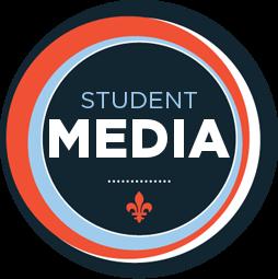 GCAA Student Media Logo