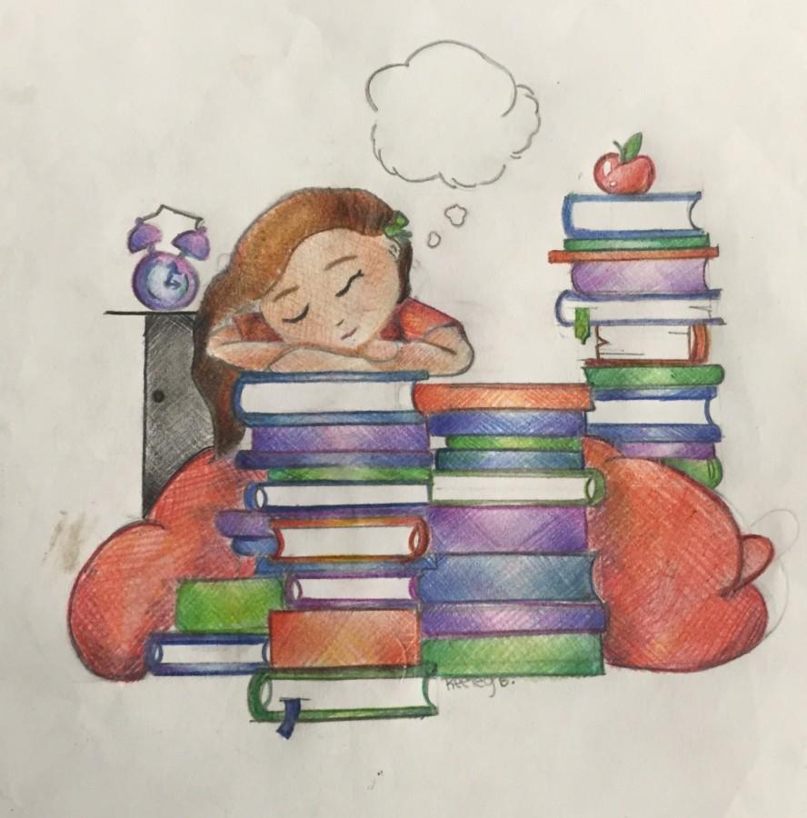 Illustration by Keeley Barket