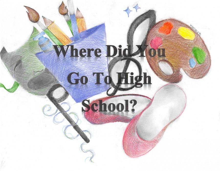 where did you go to high school?