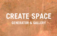 Create Space Generator, a great place for prosperous entrepreneurs