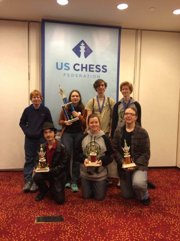 Chess Club takes on National Tournament