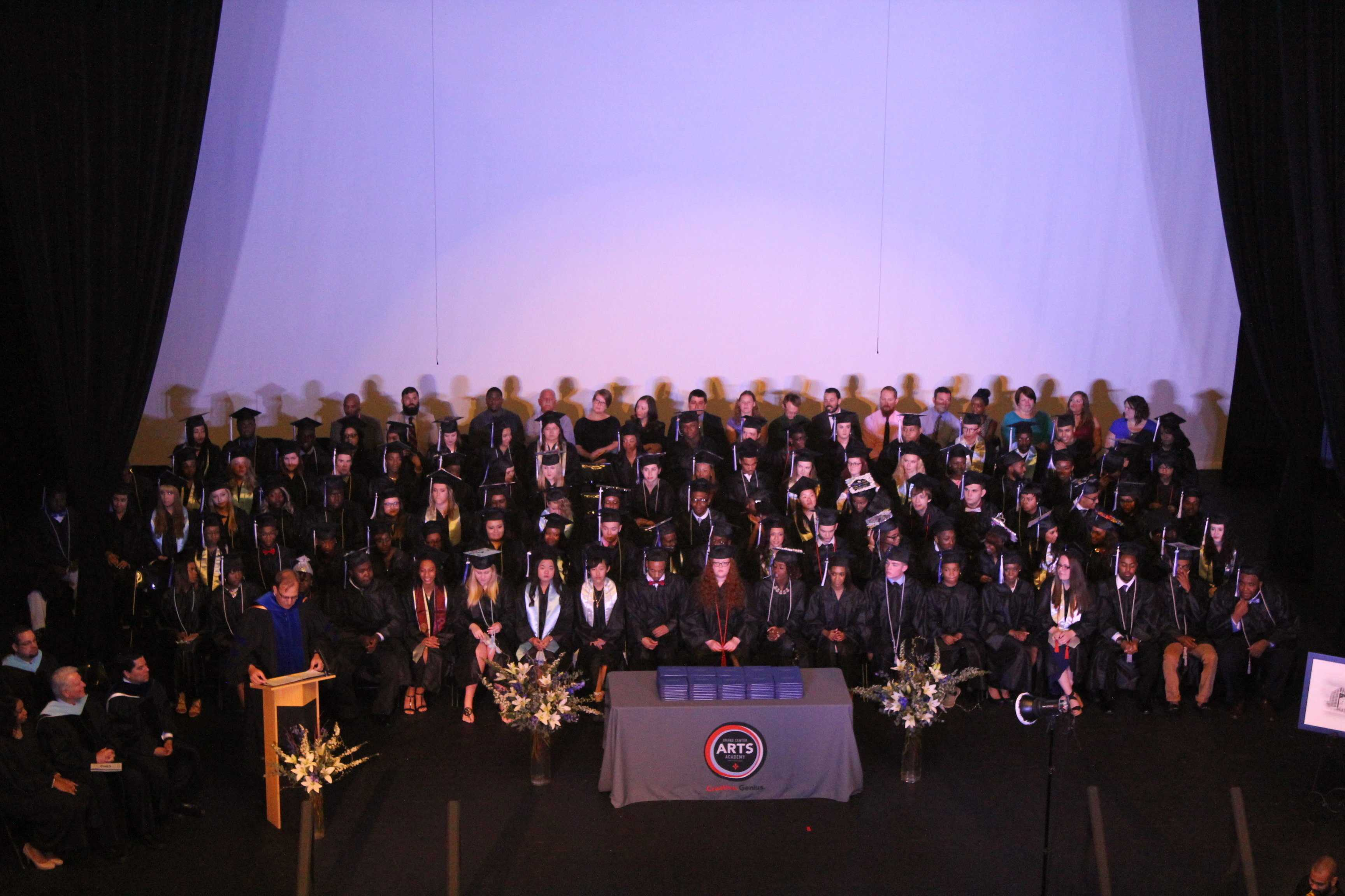 Graduation Livestream – Class of 2017