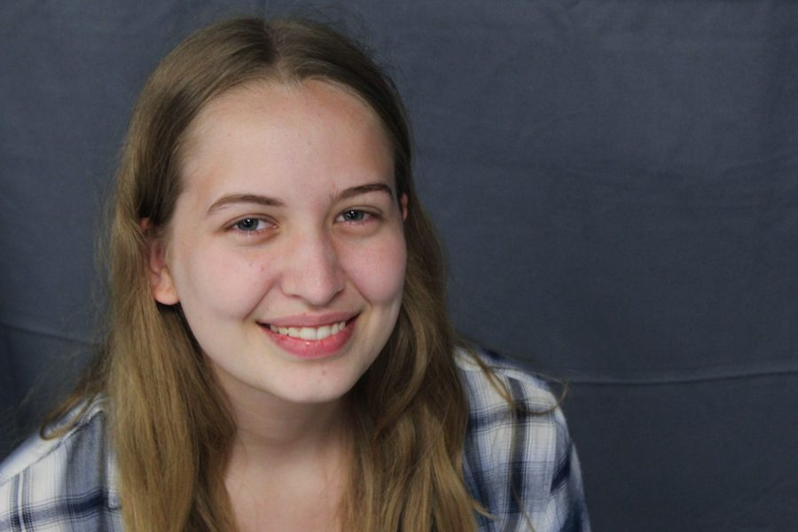 Senior Chloe Ward prepares for future, reflects on contributions to student media staff