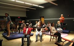Students see different side of staff members through 'Laramie Project' roles