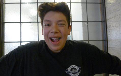 Kevin Zamacona, 8th grade
