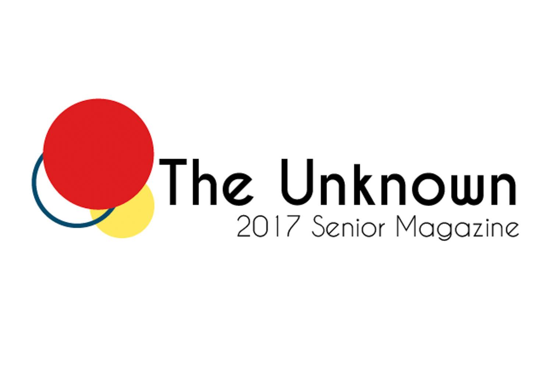 Senior Magazine – Class of 2017