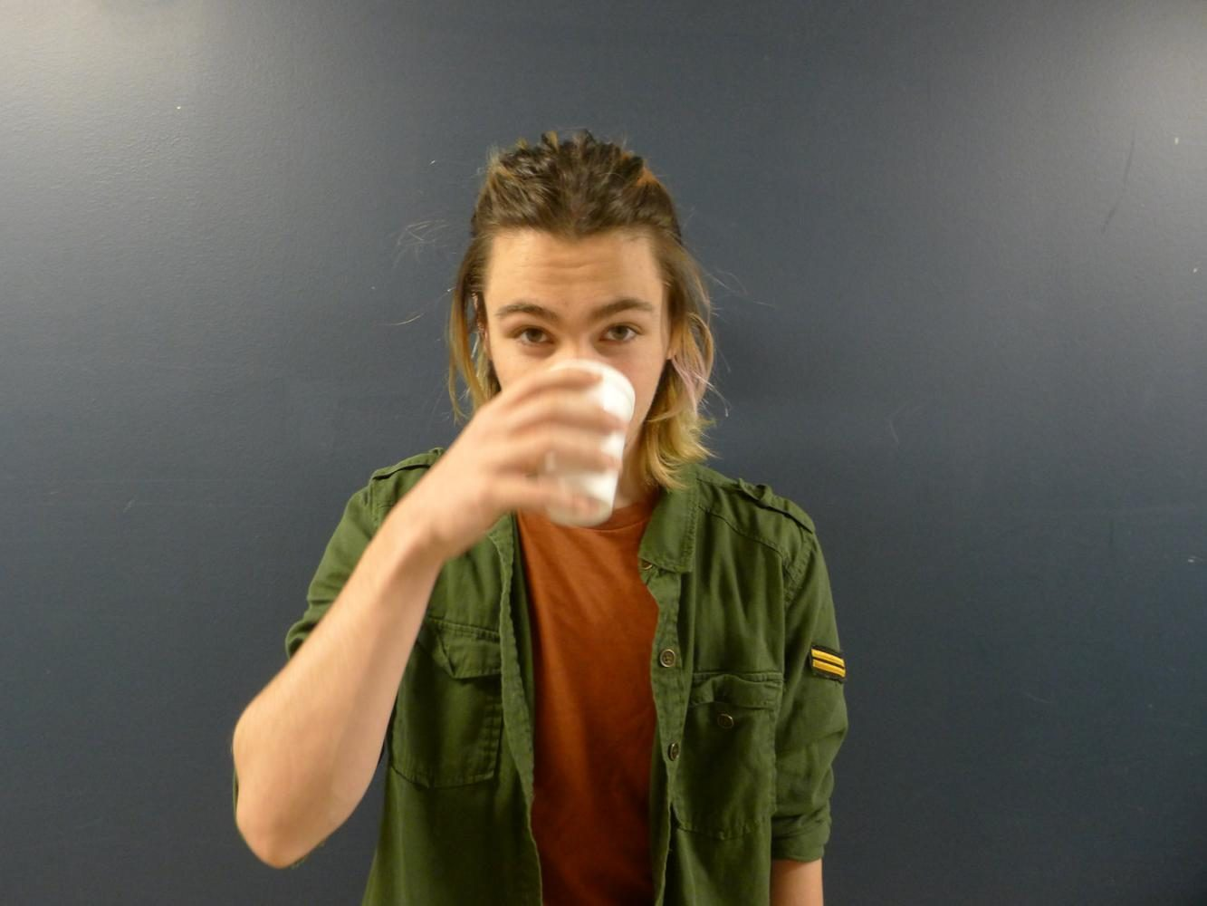 Ian Intagliata, junior