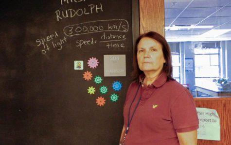 Diana Rudolph, 7th grade Science