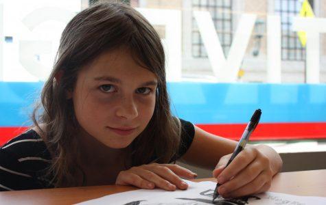 Hannah Rohlfing, 8th grade