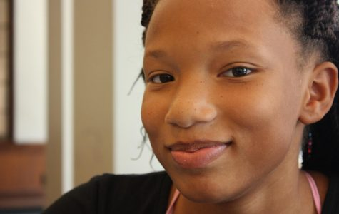 Daysharia Wilkes, 8th grade