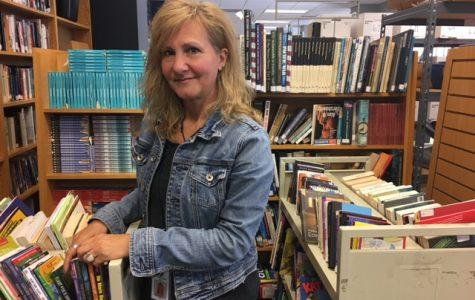 Kimberly Volkmann, middle school reading specialist