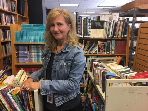 Kimberly Volkmann, middle school reading specialist