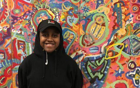 Mariama Adero-Robinson, junior