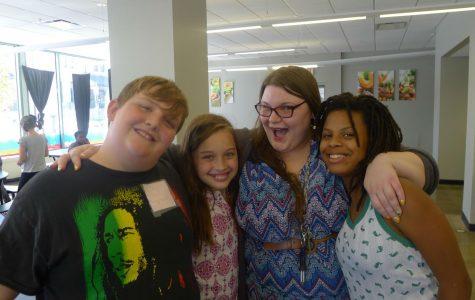 Cassandra Lentz, middle school science teacher