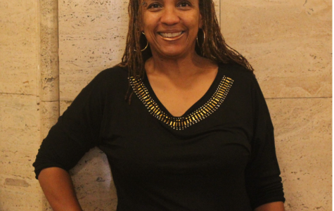 Gina Bell-Moore, Upper Academy Principal