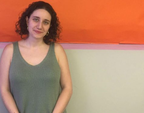 Ashley Magee, math teacher