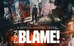 BLAME!–A new and original take on an old sci-fi trope