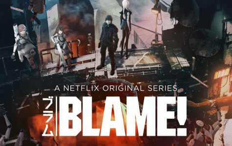 BLAME! A new and original take on an old sci-fi trope