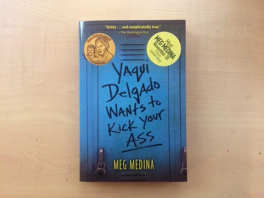 Yaqui Delgado Wants to Kick Your Ass: exactly what you'd expect