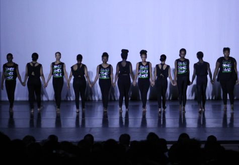 "Winter dance concert explores the theme of ""Vitality"""