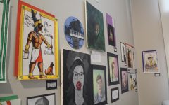 """Fall art show encourages viewers and artists to find their """"Identity"""""""
