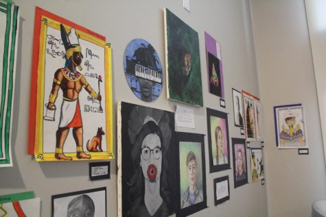 "Fall art show encourages viewers and artists to find their ""Identity"""