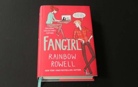 Rainbow Rowell's novel Fangirl: the perfect novel for teens to relate to