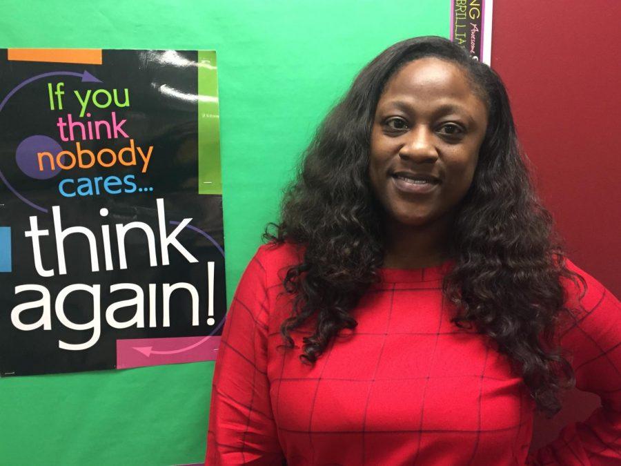 Rayna Blackshear, college counselor