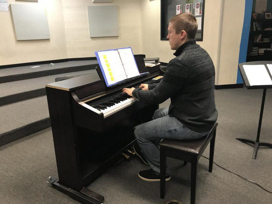 Wesley Smith, vocal music teacher