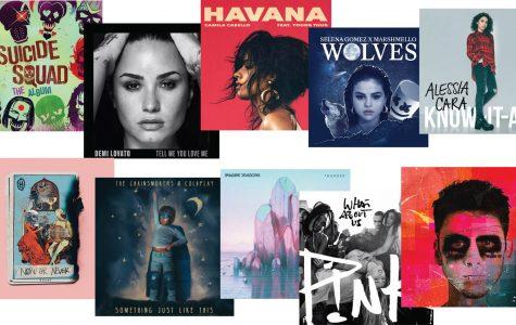 My top 10 songs of 2017
