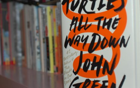 John Green's newest novel, Turtles All The Way Down, surprises readers with a combination of humor and heartbreak