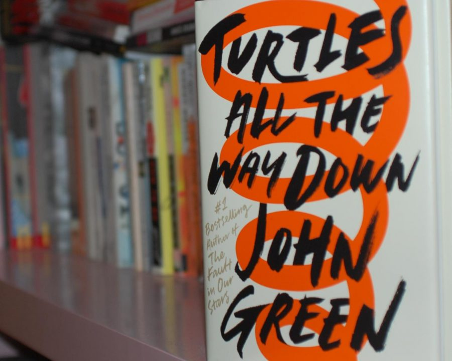Turtles+All+the+Way+Down+by+John+Green.+