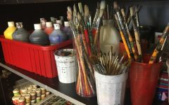 Top ten stores for affordable art supplies