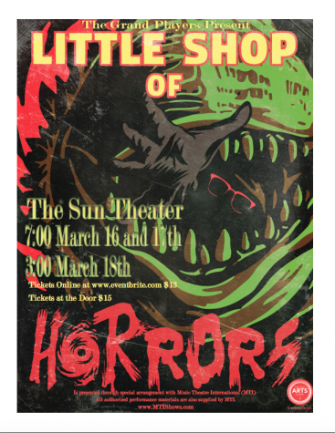 Little Shop of Horrors opens this weekend