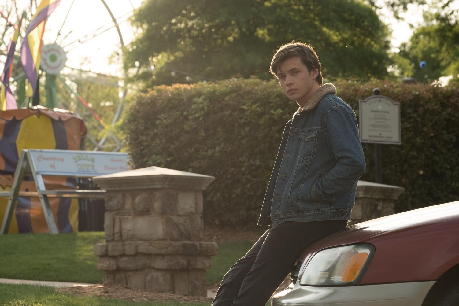 Nick Robinson in Love, Simon. Used with Permission. Provided by 20th Century Fox