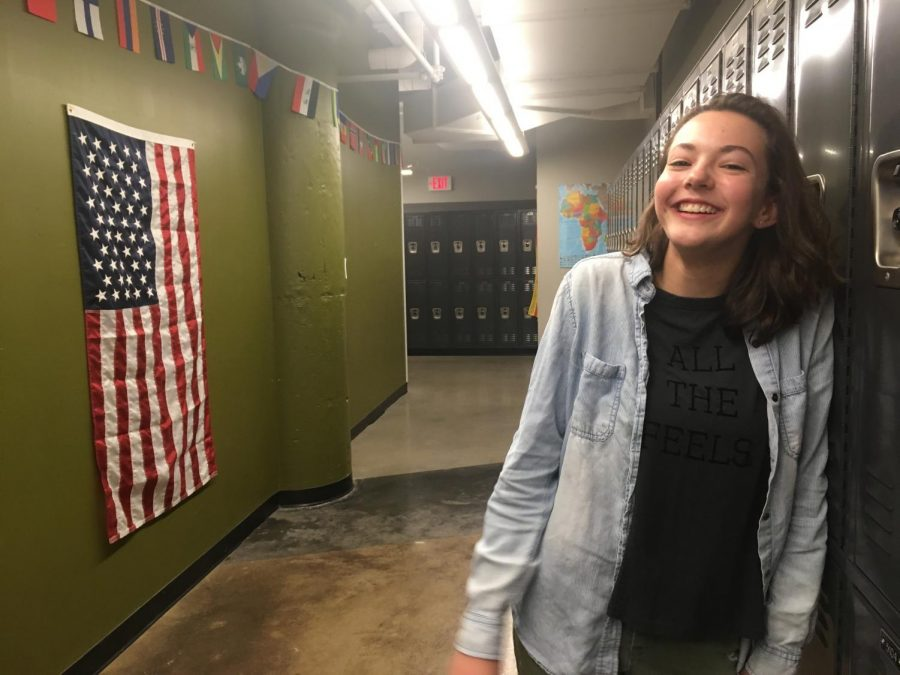 Hannah Stern, sophomore