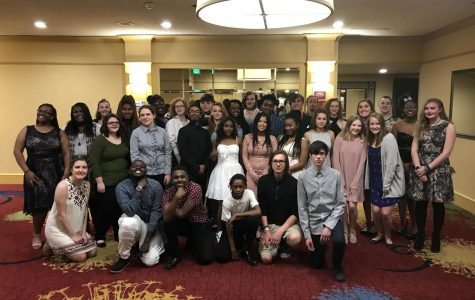 GCAA choirs take home gold in Colorado Springs competition