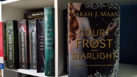 "A Court Of Frost and Starlight: an amazing addition to the ""ACOTAR"" series"