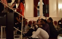 """Vocal Music students perform in Broadway themed """"Cabaret Night"""""""