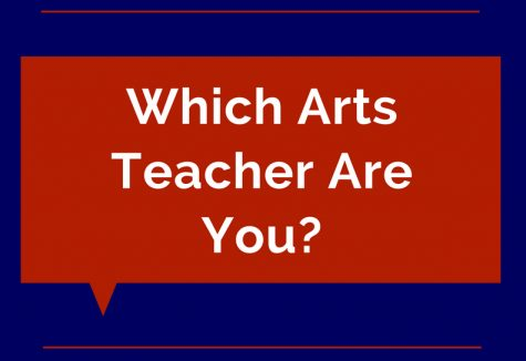 Quiz: Which arts teacher are you?