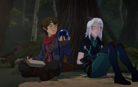 Netflix's The Dragon Prince—a fantasy show for the family
